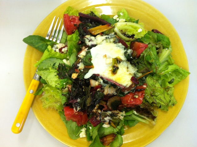 Hot and Cold Salad - Fresh Ideas