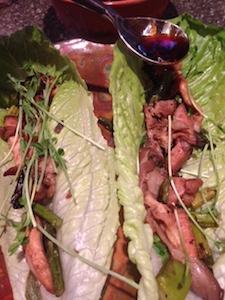 Lettuce Wrap-a-Rama