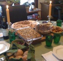 Jamie's Thanksgiving Dressing