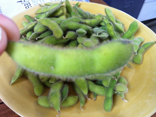Tip: How to Prepare and Eat Edamame